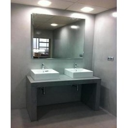 5 m2 for walls Betonvloer - Betonstuc - Microcement - Beton cire