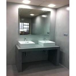 Mikrosement - Beton cire - 5 m2 for vegger