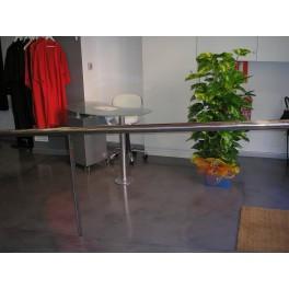 50 m2 for floors betongulv - betongulve - microcement