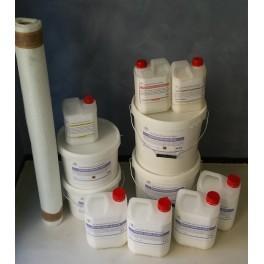 15 m2 for floors Betonggolv - Microcement