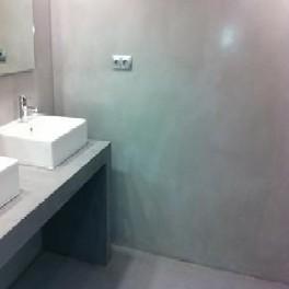 10 m2 for walls Betonggolv - Microcement