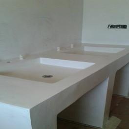 30 m2 for walls Betonvloer - Betonstuc - Microcement - Beton cire