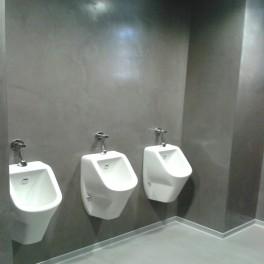 40 m2 for walls Betonggolv - Microcement