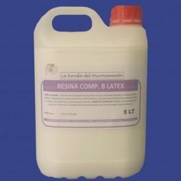 Latex component B 5 LT