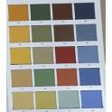 Colors Samples 80 x 60 cm